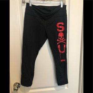 SoulCycle Lululemon Run Inspire Crop Leggings
